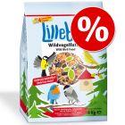 2 + 1 подарък! 3 x 4 кг Lillebro храна за диви птици!