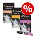 2 x Mieszany pakiet próbny Miamor Cat Snack Cream w super cenie!