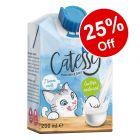 24 x 200ml Catessy Cat Milk - 25% Off!*