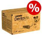 2 x Purina Dentalife hammashoitoherkut erikoishintaan!