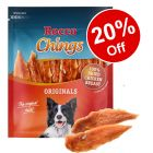 4 x Rocco Chings Originals Dog Chews - 20% Off!*