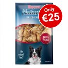 100 x Rocco Natural Dried Cows' Ears - Only €25!*