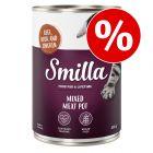 6 x 400 г Smilla специалитети на специална цена!