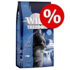30% скидка! 2 x 2 кг Wild Freedom сухой корм для кошек