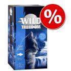 5 лв намаление! 24 x 85 г Wild Freedom Adult в купички на специална цена!