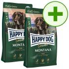 2 x zooPisteet: Happy Dog Supreme -säästöpakkaus