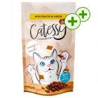 2 x zooPisteitä: Catessy Snacks kissanherkut 3 x 65 g