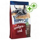 2x zooPisteitä: Happy Cat kissanruoka 10 kg