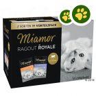2x zooPisteitä: Miamor Ragout Royale -säästöpakkaus 60 x 100 g