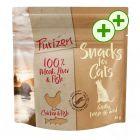 2x zooPisteitä: Purizon Snack -säästöpakkaus 3 x 40 g