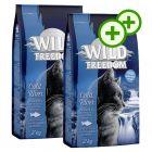 2x zooPisteitä: Wild Freedom kissanruoka 3 x 2 kg