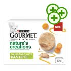 3 x zooPoints bij diverse Gourmet Nature's Creation producten!