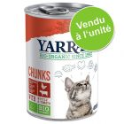 Yarrah Chunks 1 x 405 g pour chat
