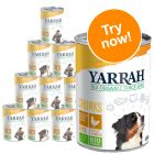 Yarrah Organic Chicken Mixed Trial Pack