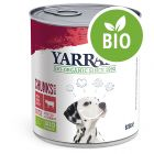 Yarrah Bio alimento biologico Bocconcini con Manzo