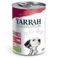 Yarrah Bio alimento biologico Bocconcini con Pollo & Manzo