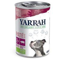 Yarrah Bio alimento biologico Paté con Maiale