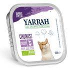 Yarrah Bio Bocaditos 6 x 100 g en salsa para gatos