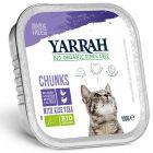 Yarrah Bio Bucățele în sos 6 x 100 g