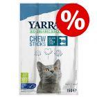Yarrah Bio Chew Sticks s rybou za skvělou cenu!