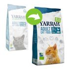 Yarrah Bio crocchette con Pesce per gatti