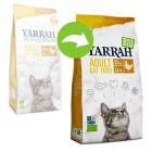 Yarrah Bio crocchette con Pollo bio per gatti