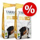 Yarrah Bio gazdaságos csomag 2 x 15 kg