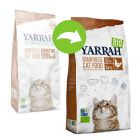 Yarrah Bio Kattenvoer met Biologische Kip & Vis Graanvrij Hondenvoer