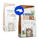Yarrah Bio Katzenfutter mit Bio Huhn & Fisch getreidefrei