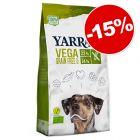 Yarrah Bio 10 kg pour chien : 15 % de remise !