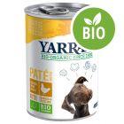 Yarrah Bio Paté poulet, algues, spiruline