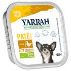 Yarrah bio paté pástétom 12 x 150 g