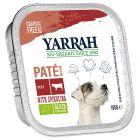Yarrah Bio Paté, 12 x 150 g