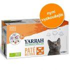 Yarrah Bio Paté zkušební balení 8 x 100 g