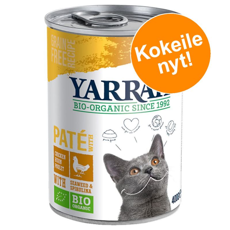 Yarrah Bio Pâté 1 x 400 g