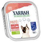 Yarrah Bio Pâté 6 x 100 g pour chat