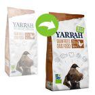 Yarrah Bio sans céréales, poulet bio pour chien