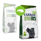 Yarrah Bio wegetariańska karma dla psa, z biobaobabem i bioolejem kokosowym