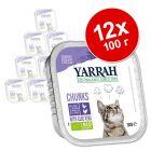 Экономупаковка Yarrah Bio 12  x 100 г