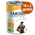 Yarrah comida húmeda para perros en oferta: 10 + 2 latas ¡gratis!