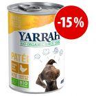 Yarrah comida húmida para cães com grande desconto!