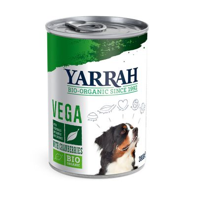 Yarrah Dog Bio Chunks Vega
