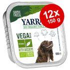 Yarrah Øko Chunks med hyben (vegan) 12 x 150 g