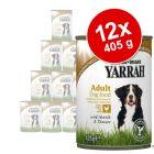Yarrah Øko 12 dåser hundefoder
