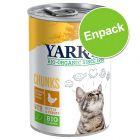 Yarrah Organic Chunks 1 x 405 g