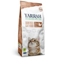 Yarrah Organic Grain Free with Organic Chicken & Fish