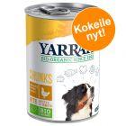 Yarrah Organic -kokeilupakkaus 6 x 400/405 g, 3 makua