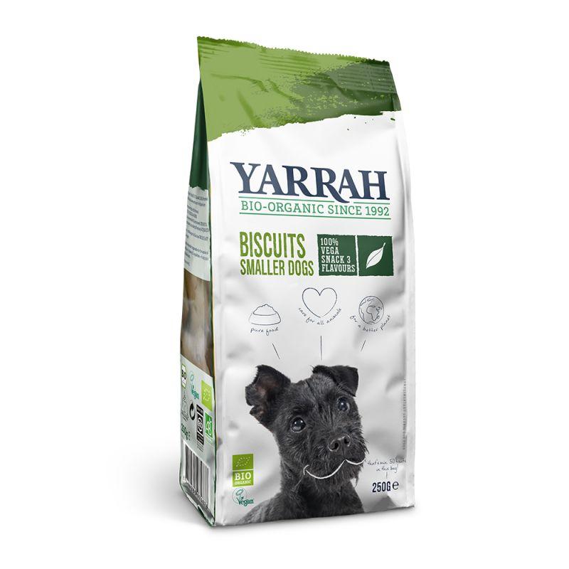 Yarrah Organic Multi vegetariska hundkex