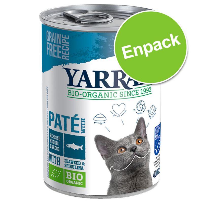 Yarrah Organic Paté  1 x 400 g