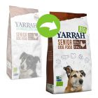 Yarrah Organic Senior med ekologisk kyckling